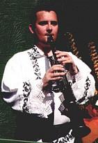 Ioan Berci - Invartita din Suciu de Sus (taragot)